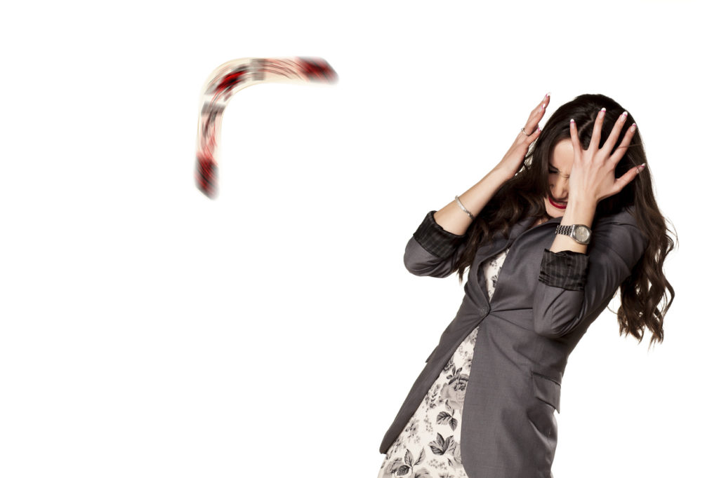 Managers : attention aux comportements boomerangs !