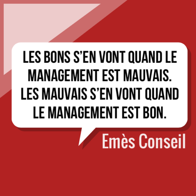 Le principe des vases communicants en management